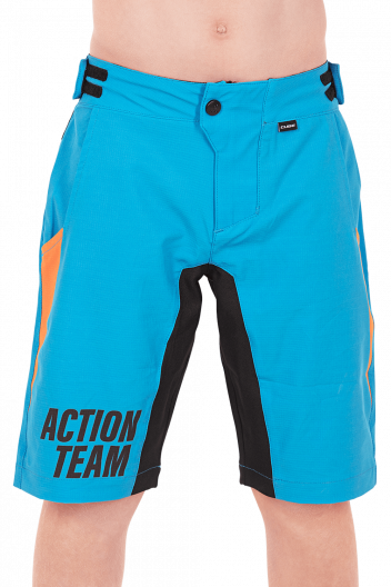 CUBE JUNIOR Baggy Shorts X Actionteam