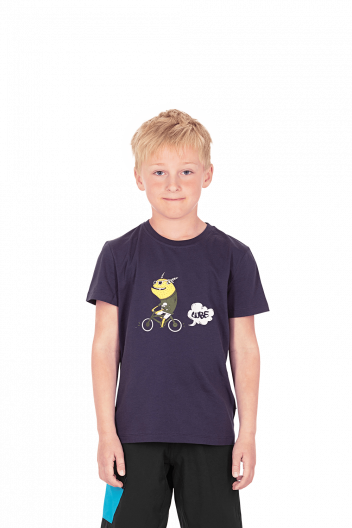 CUBEJUNIOR Organic T-Shirt Monster